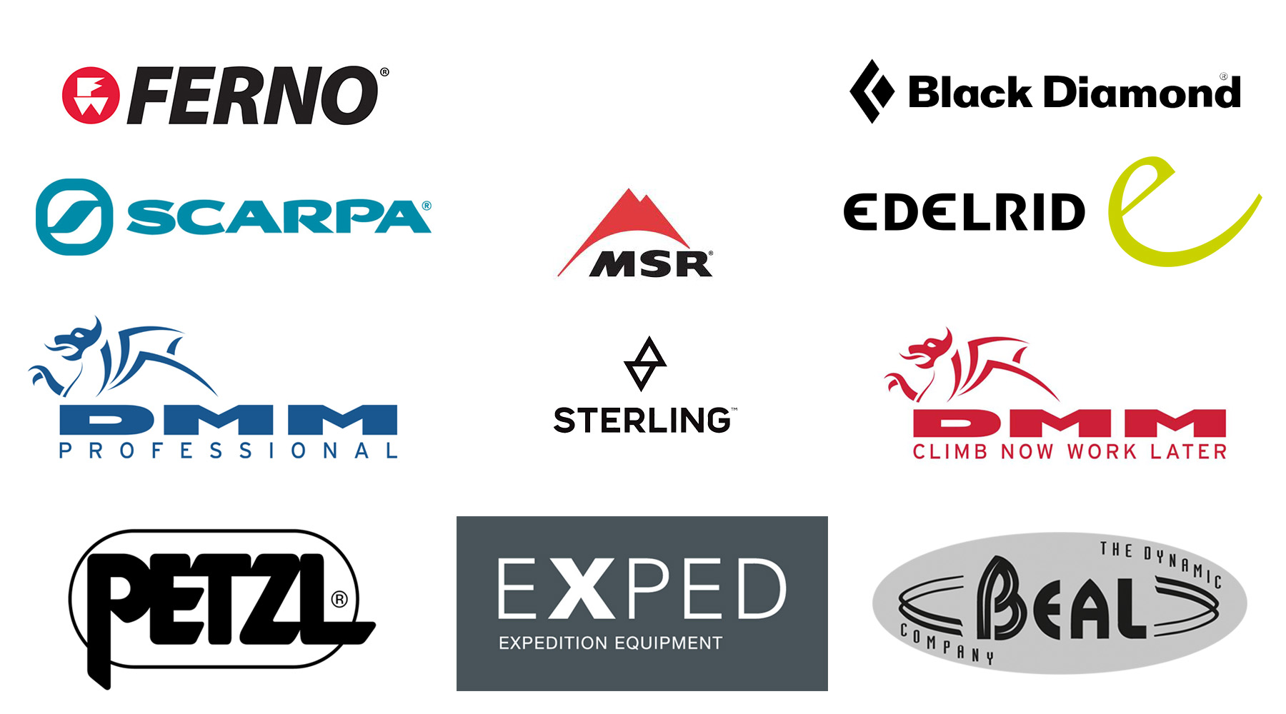 climbing equipment brands australia